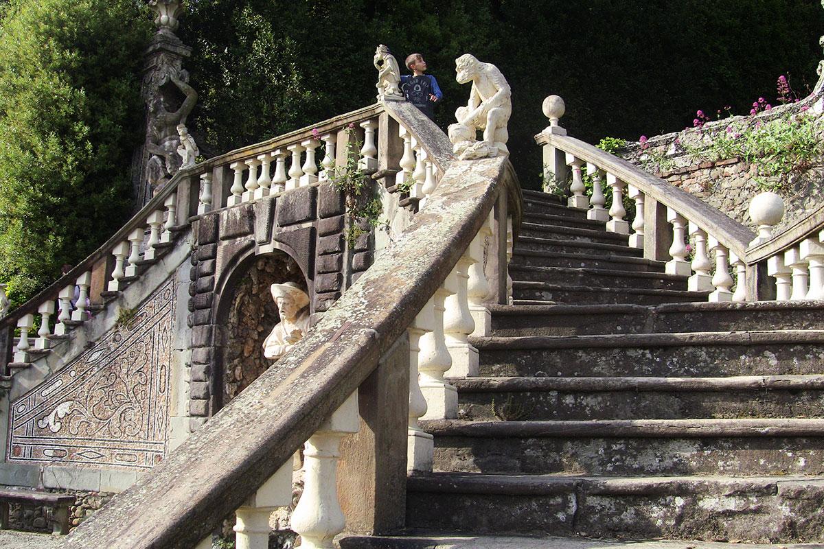 Storico Giardino Garzoni