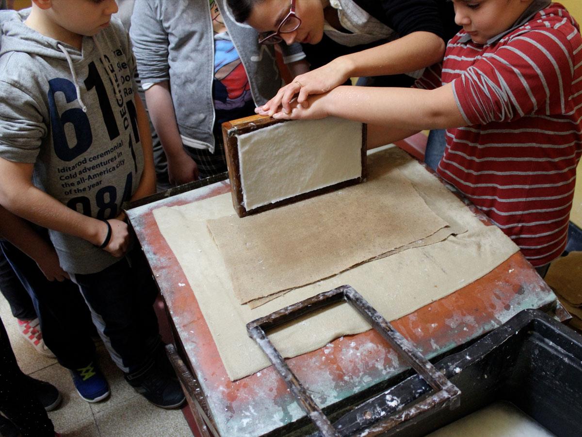 Museo della carta e della filigrana